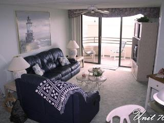 Luxurious  2 bedroom Condo directly on the Beach - Daytona Beach vacation rentals