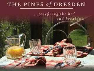 The Pines of Dresden Bed and Breakfast - Warsaw vacation rentals