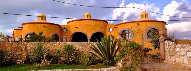 Casa de Las Cupulas - Luxury Ocean Front Villa, 5BR. 4BA, heated pool - Isla Mujeres - rentals