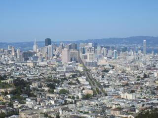 Perfect 2 bedroom San Francisco Condo with Deck - San Francisco vacation rentals