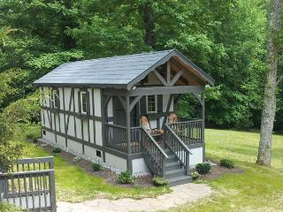European style cabin in the heart of horse country - Saluda vacation rentals