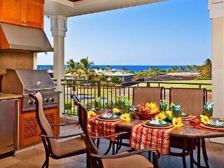 "Kolea Villa 1E ~ Ocean View ~ ""Tropical Paradise"" - Waikoloa vacation rentals"