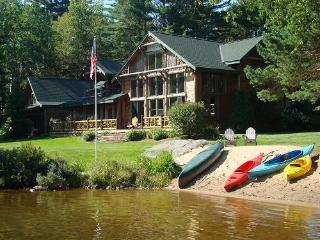 Camp Wildlife - Luxury Waterfront home on Mirror Lake - Lake Placid vacation rentals