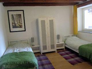 Twin Studio Apartment - centre Kobarid - sleeps 2 - Kobarid vacation rentals
