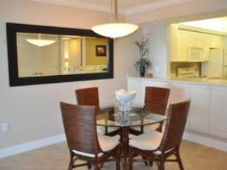 Dining area - South Seas - SST4704 - Gorgeous Beachfront Condo! - Marco Island - rentals