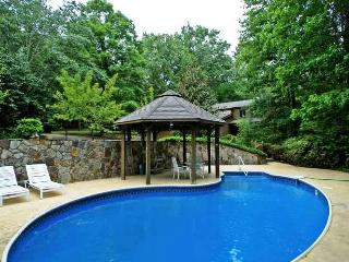 Blue Ridge 7/4.5 cabin swimming pool creek - Blue Ridge vacation rentals