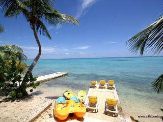 Luxury Villa in Guadeloupe waterfront & golf  5 * - Le Moule vacation rentals