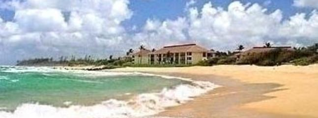 Miles of sandy beach just foot steps away! - SEE & HEAR OCEAN! KAUAI BEACH VILLAS BEACHFRONT - Lihue - rentals