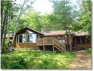 The Deer House, Spider Lake, Mercer WI - Upson vacation rentals