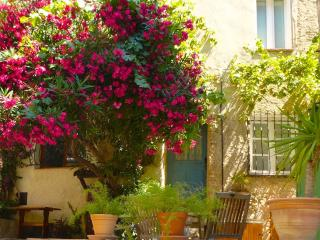Quaint House in Heart of Medieval Village - Cagnes-sur-Mer vacation rentals