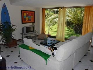 salon 1 - Low Cost holiday Villa in Tarifa - Tarifa - rentals