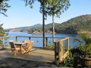 The Wharf Waterfront Suite - quiet, private wharf - Madeira Park vacation rentals