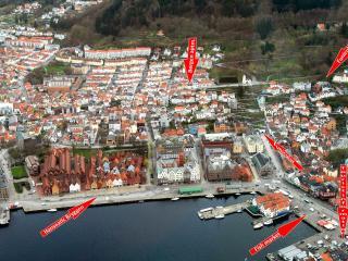 Bergen Apartment - quiet, clean - No deposit! - Bergen vacation rentals