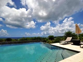 HOPE BELLE VUE...  gorgeous new luxury villa overlooking Orient Bay - Orient Bay vacation rentals