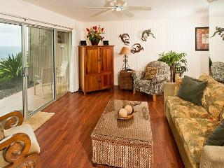 Gorgeous Ocean Views - Steps to Beach Access!! - Princeville vacation rentals