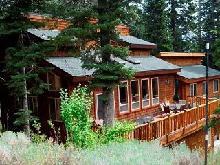 Alpine Meadows Big Mountain Home - Views & Hot Tub Vacation Rental - Lake Tahoe vacation rentals