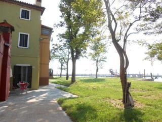 Fisherman's house on Burano Island, Venice - Venice vacation rentals