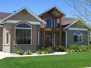 House on the Green at Bridger Creek Golf Course! - Bozeman vacation rentals