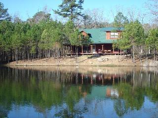 Antler Cabin at Broken Bow Lake, Okla. - Oklahoma vacation rentals