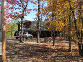 Antler Cabin at Broken Bow Lake, Okla. - Broken Bow vacation rentals
