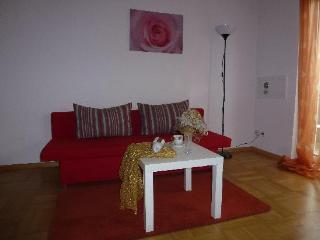 Vacation Apartment in Freiburg im Breisgau - 355 sqft, modern, comfortable, warm (# 2702) - Black Forest vacation rentals