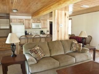 Beautiful Cabin with Deck and Internet Access - Macks Creek vacation rentals