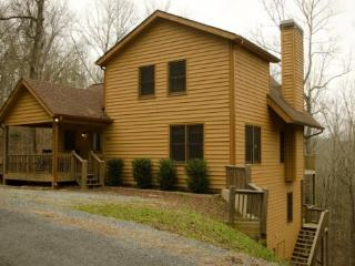 Artist's Retreat, *new cabin special*, hot tub - Talking Rock vacation rentals