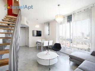 Private Roof- Large 2-bedroom- Allenby - Tel Aviv vacation rentals