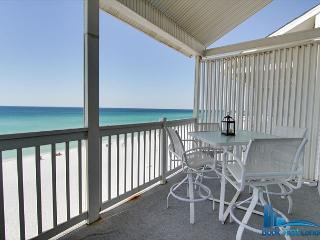 Sugar Dunes 19. Beautiful Beach Front Condo on the West side! Stunning views! - Santa Rosa Beach vacation rentals