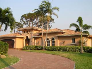 Stunning Mediterranean style luxury home nr beach - Bonita Springs vacation rentals