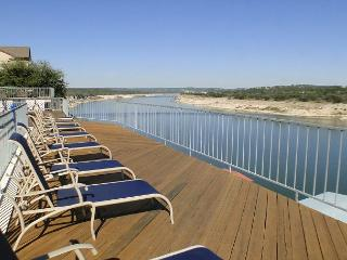 Waterfront Condo Overlooking Lake Travis with Deep Water Dock and Boat Slip - Spicewood vacation rentals