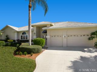 MARLIN COURT - Desirable South Exposure, Walk to the Beach! - Marco Island vacation rentals