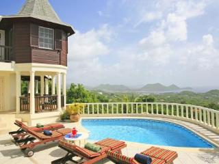 Residence du Cap at Golf Park, Cap Estate, Saint Lucia - Pool, Ocean View - Cap Estate vacation rentals
