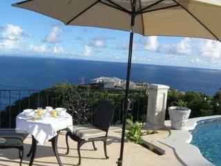 Villa Ivrea at Mount Hardy, Cap Estate, Saint Lucia - Ocean Views, Panoramic Verandas, Infinity Pool - Cap Estate vacation rentals