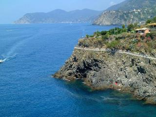 Charming House in Manarola with Waterfront, sleeps 6 - Manarola vacation rentals
