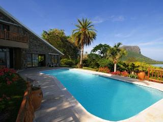 Villa Manini with unique view to le Morne Mountain - Mauritius vacation rentals