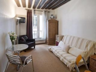 A studio in the heart of Paris between Le Marais and Beaubourg - Paris vacation rentals