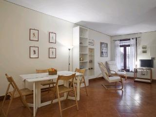 A spacious studio apartment on San Severo's canal in front of the Palazzo Zorzi (UNESCO's office) - Venice vacation rentals