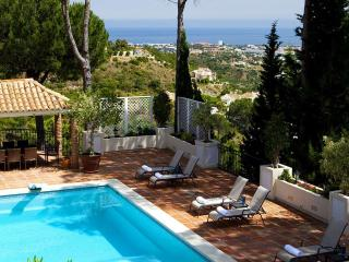 Luxury 10 bed Villa in exclusive  area Nr Marbella - Marbella vacation rentals