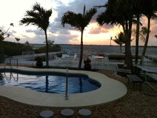 Ocean Front with Private Boat Basin and Pool - Little Torch Key vacation rentals