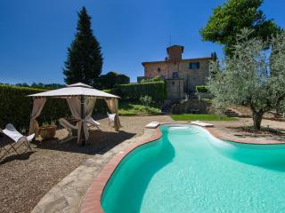 CHARMING TUSCAN VILLA IN CHIANTI WITH PRIVATE POOL - Impruneta vacation rentals