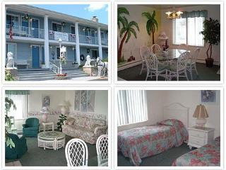 Just Steps To The Beach!   ~ 3 Bdr Luxury Suite ~ Grads  Welcome! - Ocean City vacation rentals