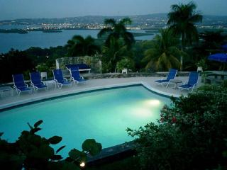 PARADISE PDU - 43457 - GREAT VIEWS | 5 BED VILLA WITH GYM | TENNIS COURT | POOL - MONTEGO BAY - Montego Bay vacation rentals