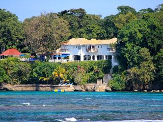 Golden Clouds at Oracabessa, Jamaica - Beachfront, Pool, Fully Staffed - Oracabessa vacation rentals