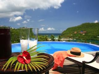 Ashiana Villa at Marigot, Saint Lucia - Panoramic Views, Pool, Air Conditioning - Marigot Bay vacation rentals