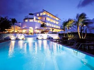 La Samanna Hotel & Spa St Martin...main building and pool - LA SAMANNA HOTEL ...4+ STAR LUXURY HOTEL FRENCH ST MARTIN - Saint Martin-Sint Maarten - rentals