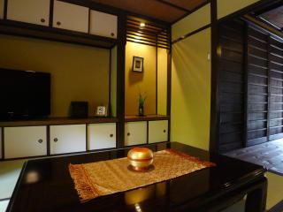 Beautifully Restored Machiya-Gion/Kiyomizu, Kyoto! - Kyoto vacation rentals