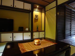 Beautifully Restored Machiya-Gion/Kiyomizu, Kyoto! - Kyoto vacation rentals