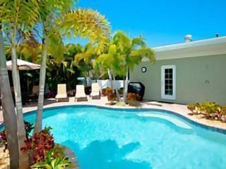 Pool - Pretty Palms-203 Periwinkle - Holmes Beach - rentals
