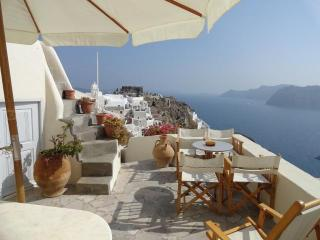 Aethra Sunset Villa,Oia,up to 9 pax,can be split!! - Imerovigli vacation rentals